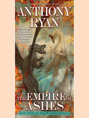 cover image of The Empire of Ashes